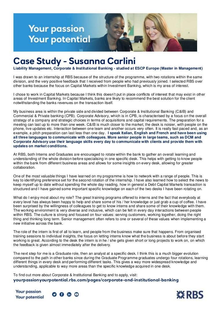 RBS CASE STUDY Susanna Carlini_CIB_public