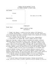 pa110 civil litigation draft justin king complaint Serious accidents typically involve high monetary payments, either from the person at fault or from an insurance company persons responsible for paying for physical injuries sustained in an accident usually want to ensure that the injuries are real before expending large sums of money.