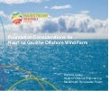 Case Study from Mainstream Renewables on Offshore Foundation Considerations