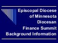 Diocesan Finance Summit