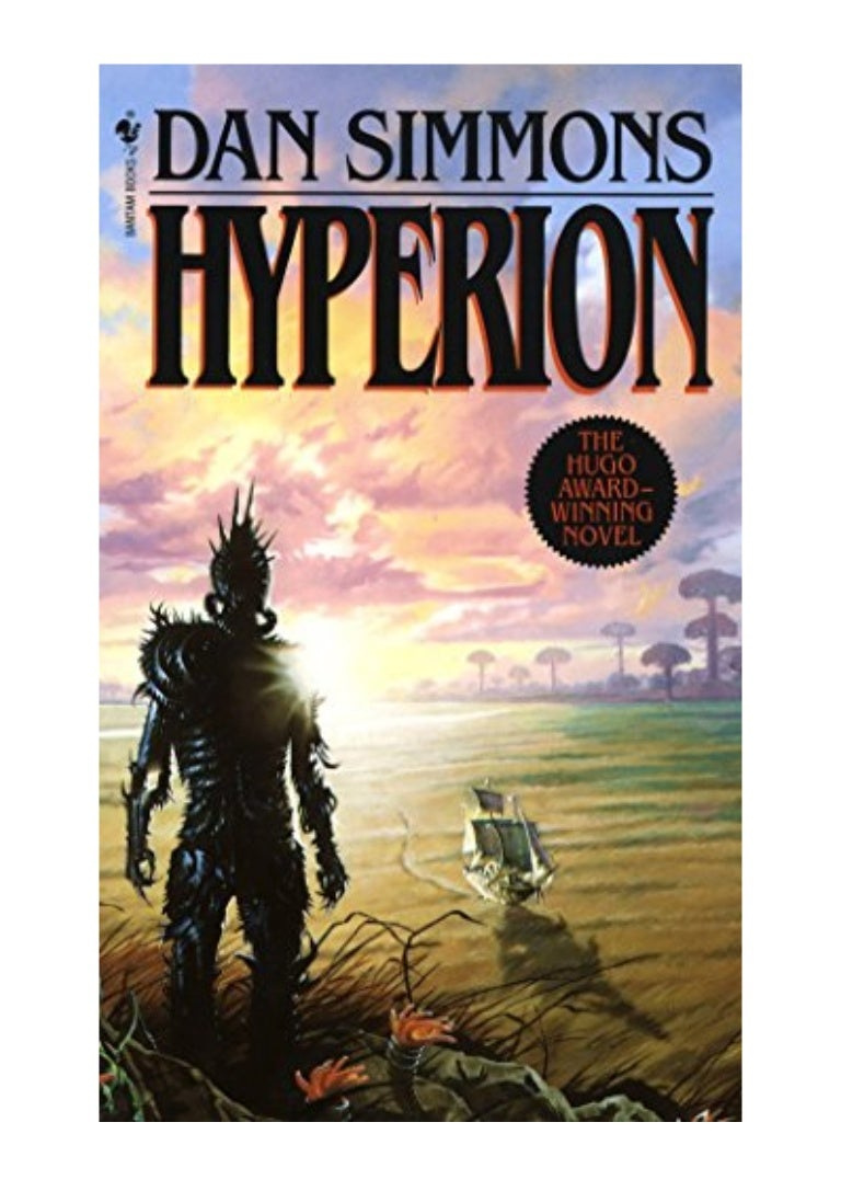 Hyperion PDF - Dan Simmons Hyperion Cantos