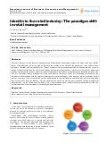 Identity in the Retail Industry: The Paradigm Shift in Retail Management (58)