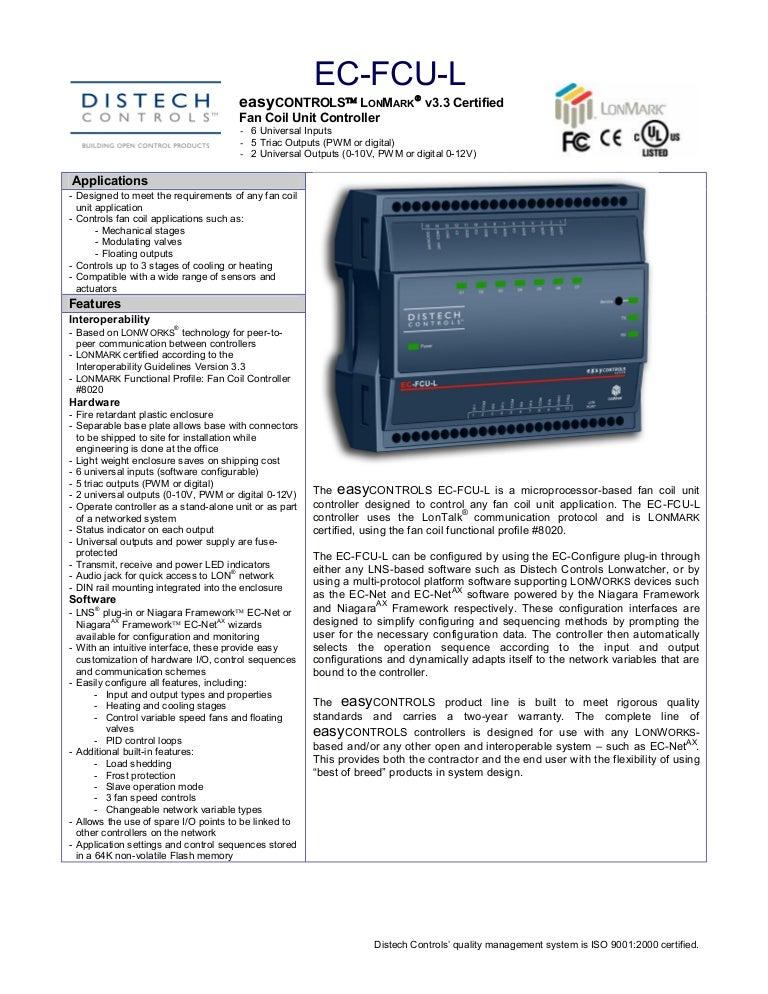 BMS Uyumlu FCU Klima VAV WSHP Kontrol R 05 Di Dsfculx 31