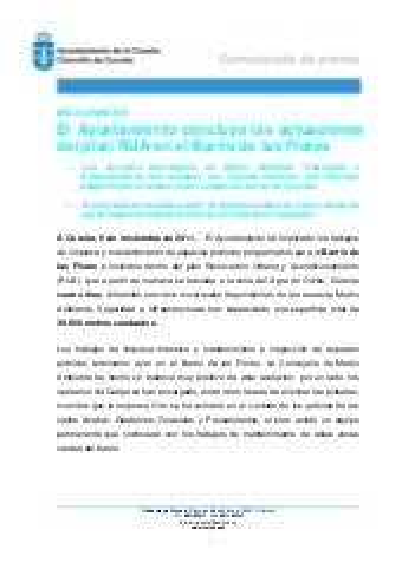 06 11-11 medio ambiente plan rua- A Coruña