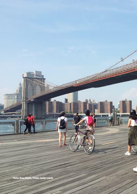 Brooklyn: Nueva York desde el otro lado del puente