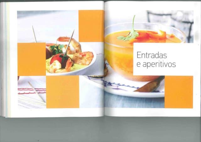 06   o método dukan ilustrado - receitas - entradas e aperitivos