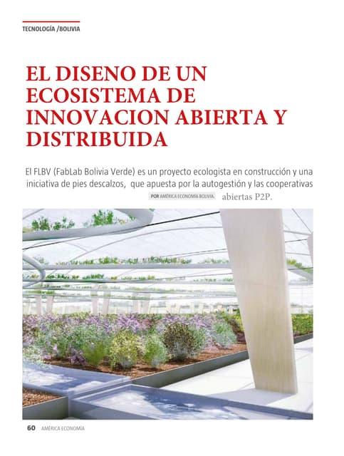 Fab Lab Bolivia Verde 2015