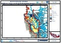 Project Danube FLOODRISK, Slovakia, Flood hazard maps, Water flow speed at flowrate Q1000
