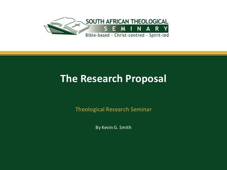 dissertation proposal bcu