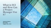 Health Care Informatics and Project Management