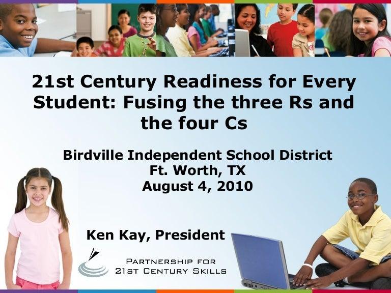 August 4 2010 Birdville Isd Ken Kay