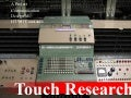 Touch Research 1: Inspiration and History