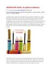 0812 1234-6675 - Lip Sense-Indonesia.com-LipSense Lips Gloss