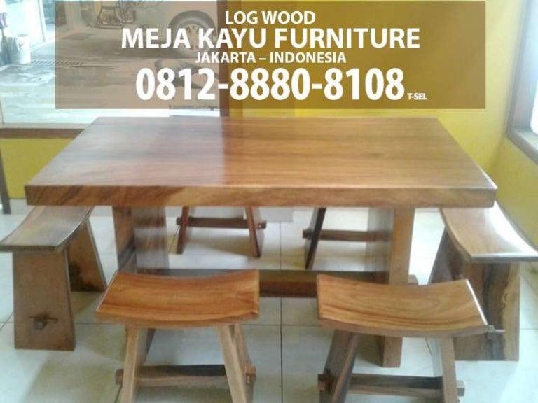 0812 888 08108 Tsel Furniture Meja Makan Furniture Meja