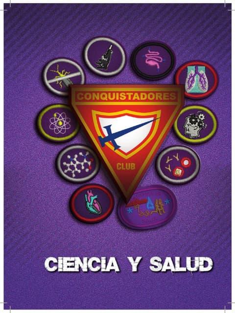 08 Especialidades de Ciencia y Salud   Club de Conquistadores