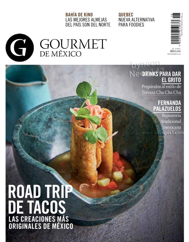 09 18 Gourmet
