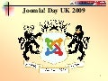 Joomla! Day UK 2009 -  Joomla! Usergroups