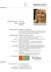 G. Meissner Profile English