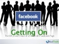 Facebook: Getting On