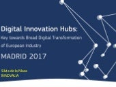 DIGITAL INNOVATION HUBS: WHAT ARE THE ACHIEVEMENTS SO FAR AND WHAT REMAINS TO BE DONE?