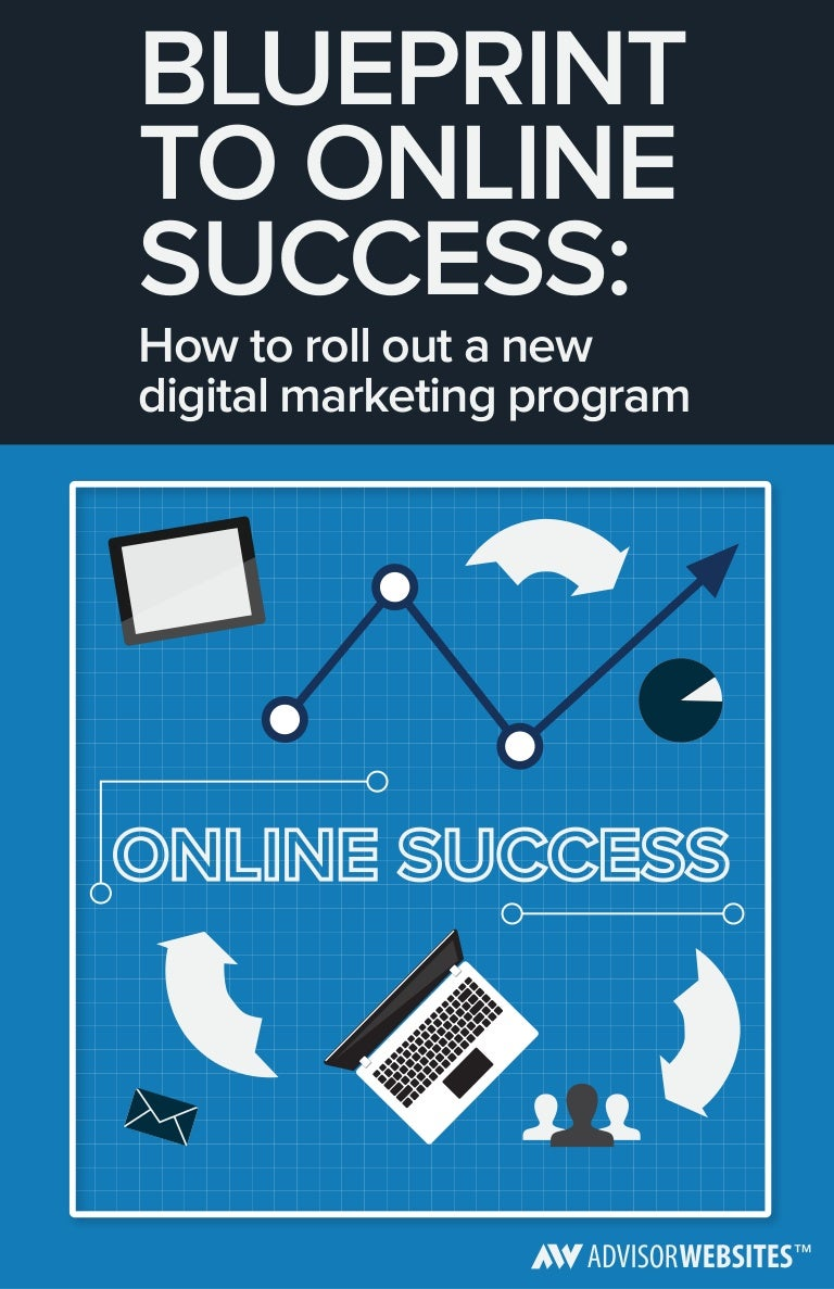 Blueprint to online success how to roll out a new digital marketing malvernweather Choice Image