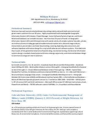 gis analyst linkedin - Gis Technician Resume
