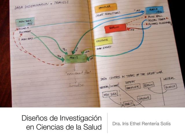 UVM Metodología de la Investigación Sesión 09 Diseño de Investigación