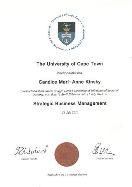 UJ Academic Record