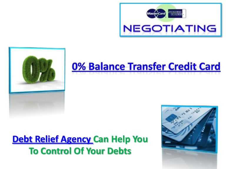 what is transfer balance in credit card