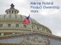 Making Federal Product Ownership Work