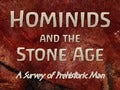 Hominids and the Stone Age
