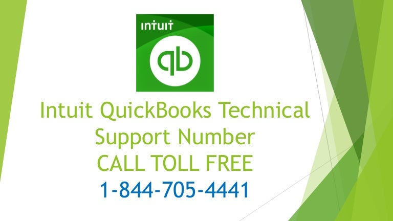 1 844-705-4441 intuit quick books technical support number usa