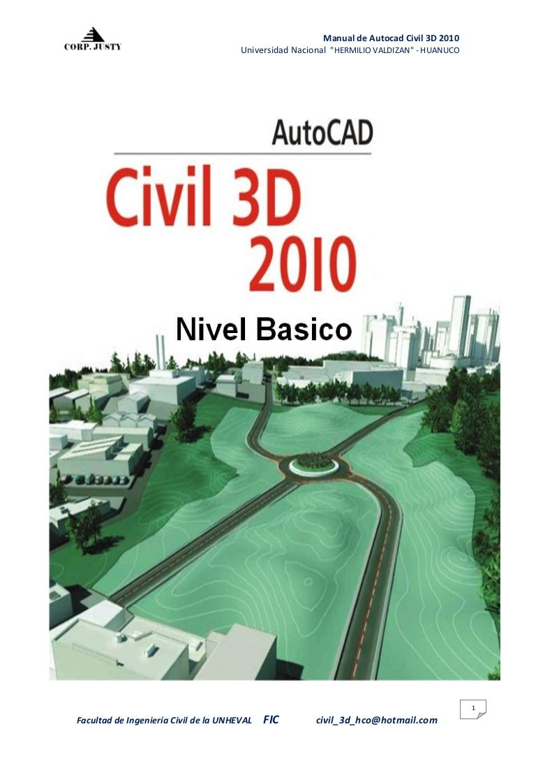 Download introduction to autocad 2015 for civil engineering.