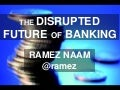 NextBankUSA - Ramez Naam, Science Fiction Writer, presentation