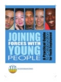 """Joining Forces for Young People: A Practical Guide to Collaboration with Youth People"" (Youth Employment Network)"
