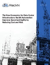 The New Economics for Data Center Infrastructure