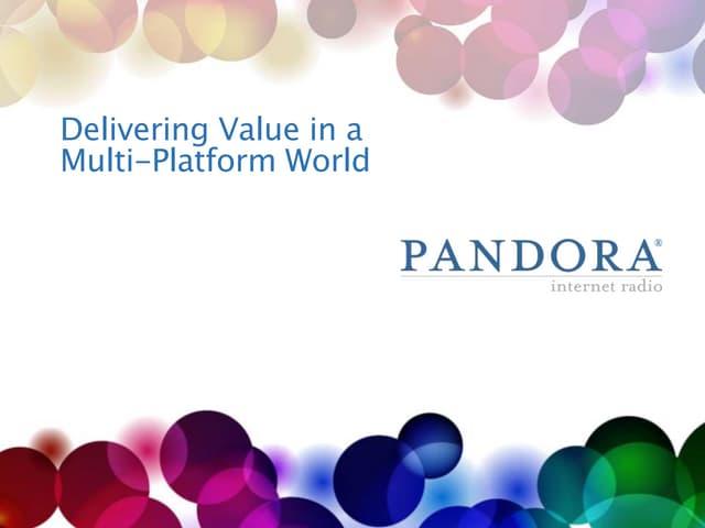 (Sponsor Spotlight) Delivering Value in a Multi-Platform World