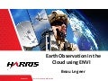 Earth Observation in the Cloud using ENVI