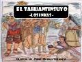TAHUANTINSUYO - INKAS primera parte