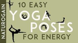 'yoga poses' on slideshare