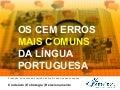 100 erros de Português