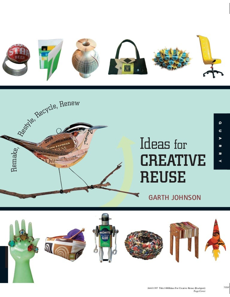1000 Ideas About Time Capsule Kids On Pinterest: 1000 Ideas Of Creative Reuse