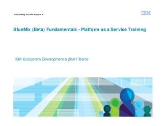 100 blue mix days technical training