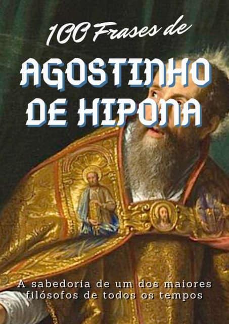 Pensamentos de Santo Agostinho - E-book