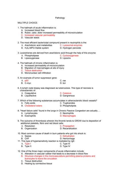 helmintologie mcqs