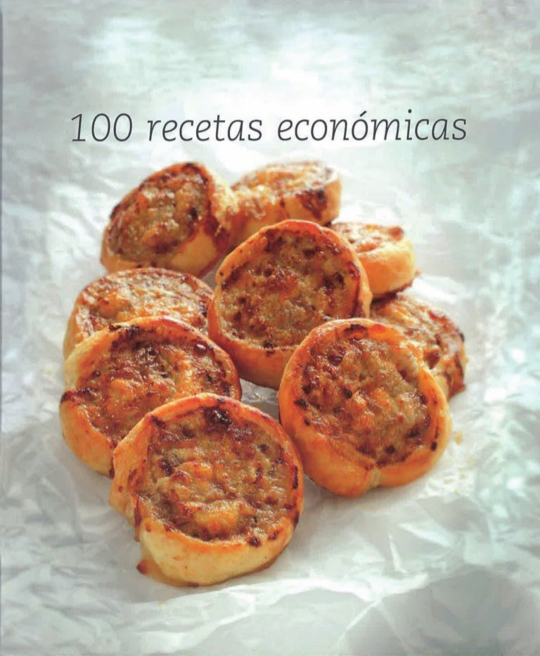 100 Recetas Economicas Thermomix Bimby