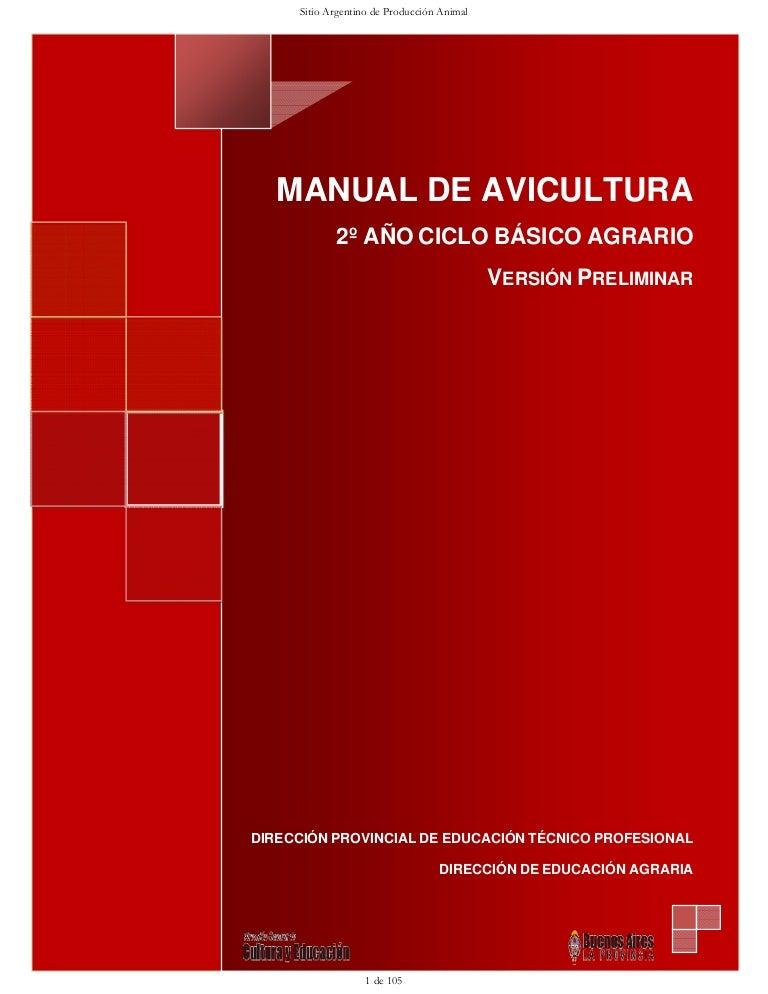 106 manual de-avicultura