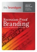 Recession-Proof Branding