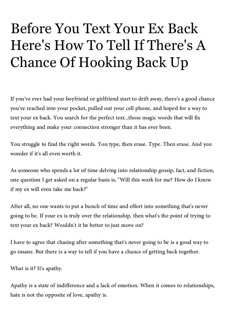 how to ask a girl to hook up text