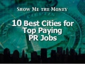 10 Best Cities For Top Paying PR Jobs